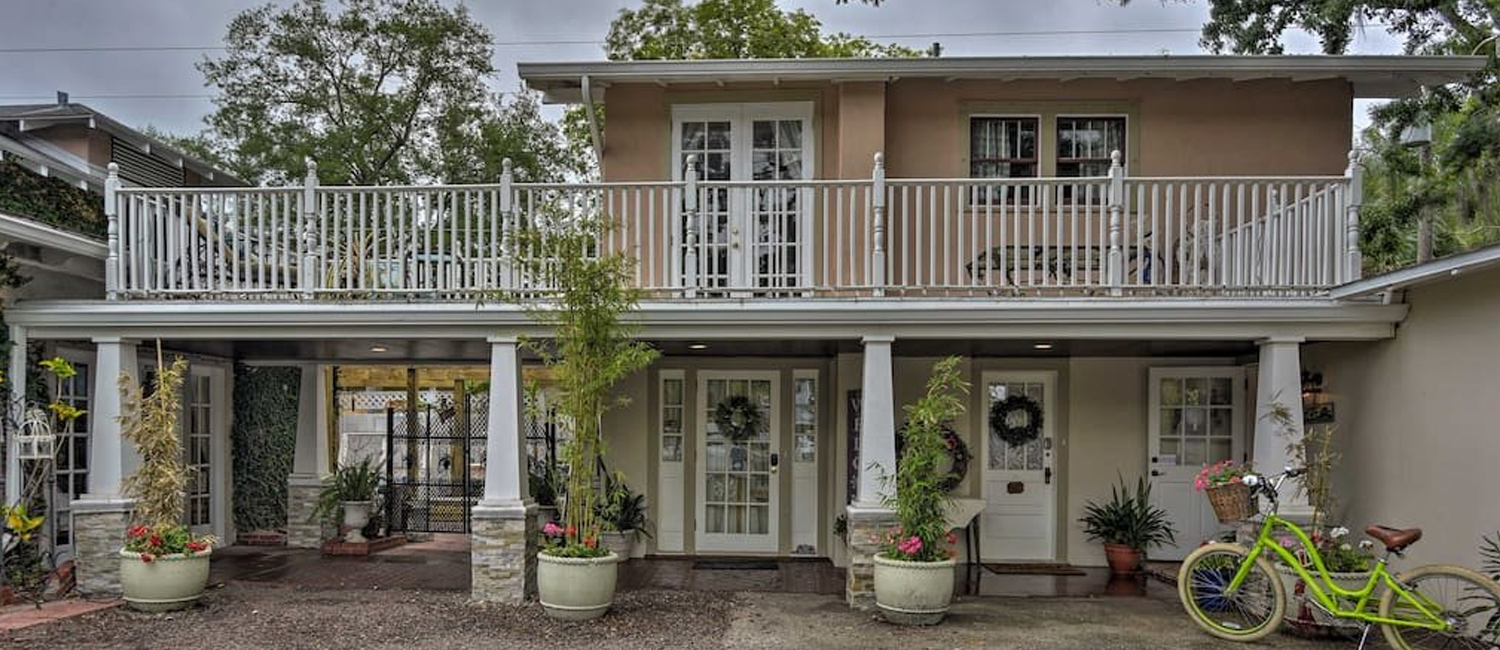 WELCOME TO THE PARK PLACE INN & COTTAGES A HISTORIC HERITAGE PROPERTY IN THE HEART OF THE SANFORD, FLORIDA