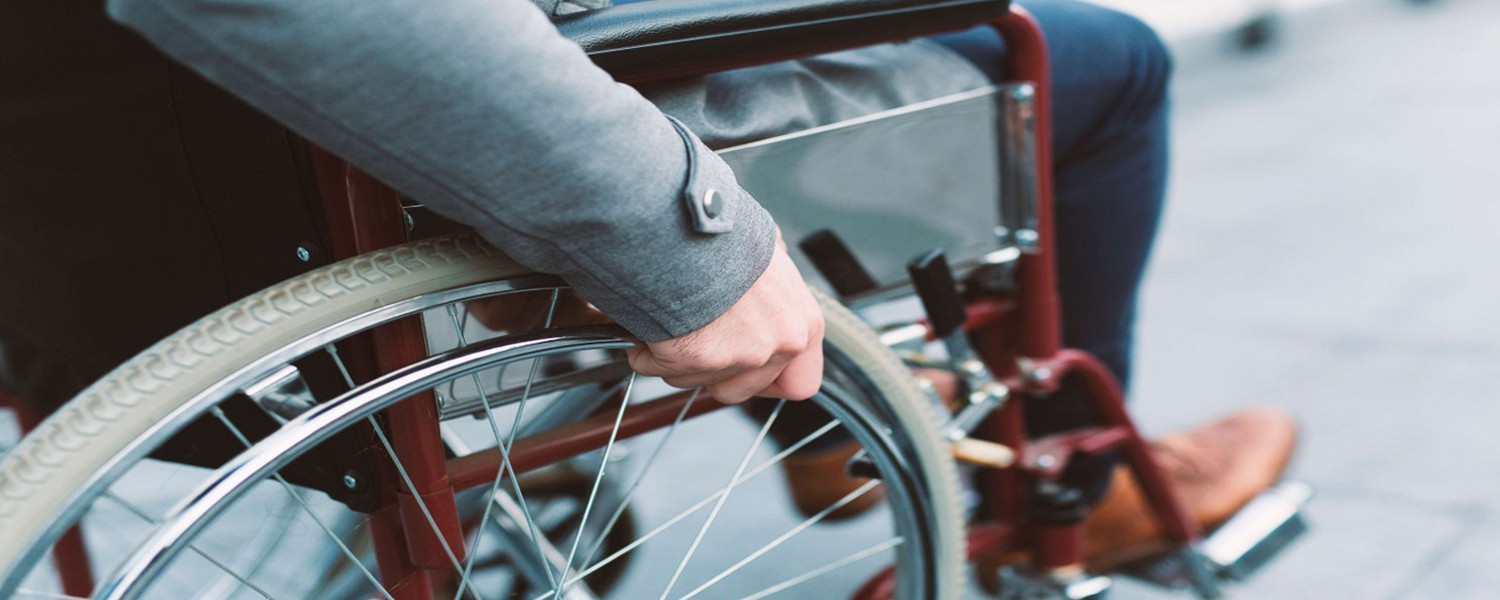 ADA/ACCESSIBLE FEATURES FOR THE OVERALL PROPERTY