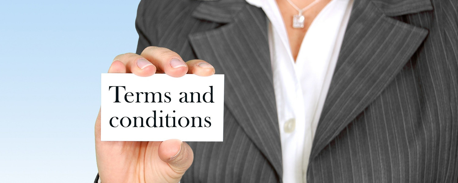 TERMS AND CONDITIONS FOR PARK PLACE INN & COTTAGES