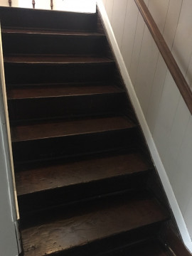 Access Stairs